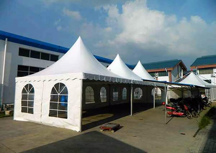 Pagoda Tents 2