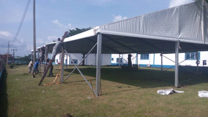 OUTDOOR LUXURY TENTS AND MARQUEES FOR SALE IN ABUJA NIGEIRA (2)