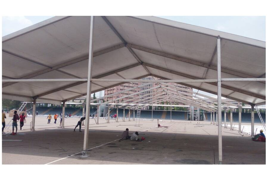 OUTDOOR LUXURY TENTS AND MARQUEES FOR SALE IN ABUJA, NIGEIRA
