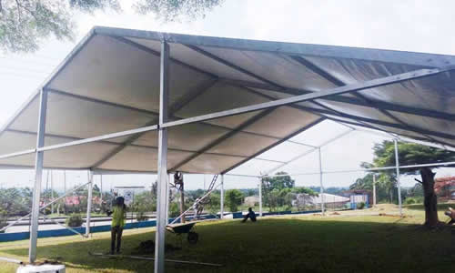 TENTS AND MARQUEES SALES IN ABUJA NIGERIA