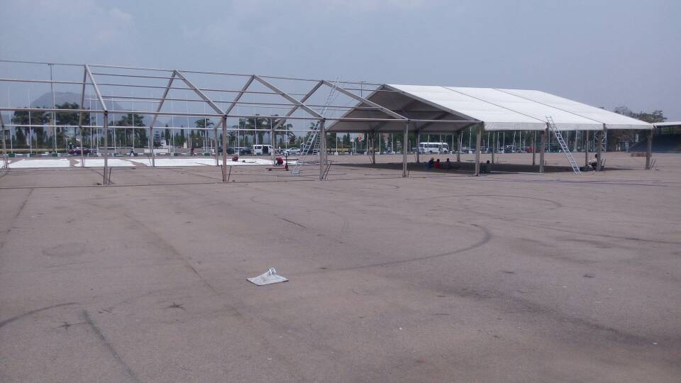 TENTS/MARQUEES AFFAIRS IN ABUJA NIGERIA