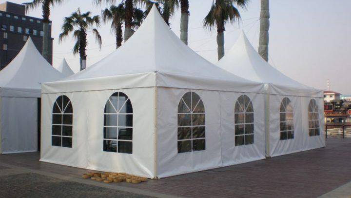 pagoda tent 2 720x406 - PAGODA TENTS