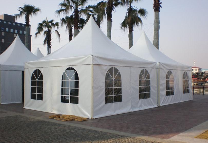 pagoda tent 2 - PAGODA TENTS