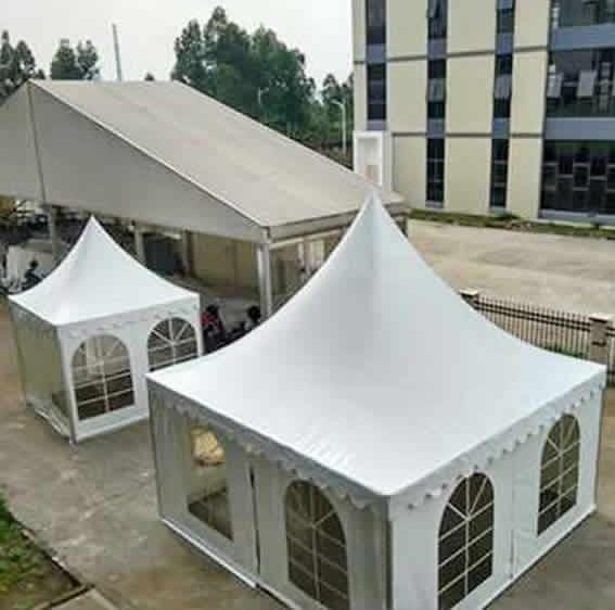 pagoda tent 3 - PAGODA TENTS