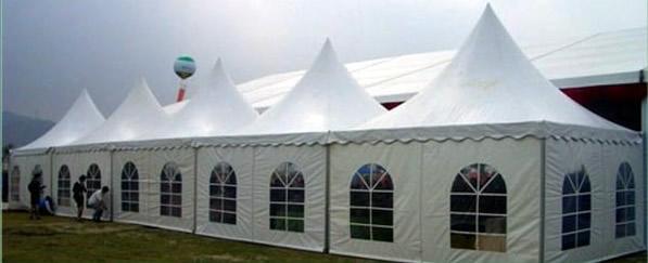 pagoda tent 4 - PAGODA TENTS