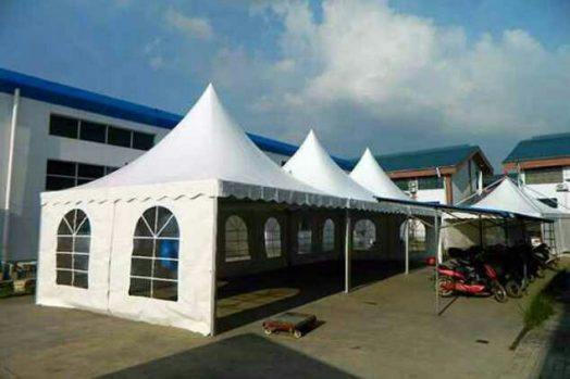 PAGODA TENTS FOR SALE IN ABUJA, NIGERIA.
