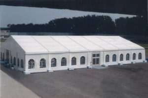 Marquee tents for sale in Abuja, Nigeria.